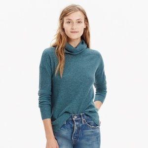 MADEWELL Ribbed Turtleneck Sweater {C34}